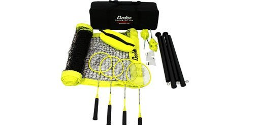 Baden Champions Badminton Set Reviews