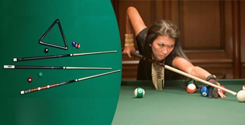 Best Pool Cues (sticks) for the money Reviews and Buyer's Guide