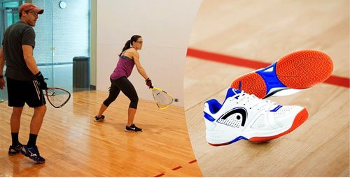 Best racquetball shoes