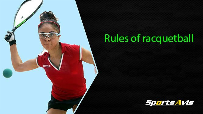 Rules of racquetball, A Beginner's Guide of the Game