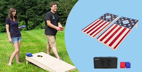 Best Cornhole Boards Reviews (2019) and Buyer's Guide