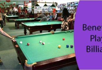 Benefits of Playing Billiards; Why you Should Play