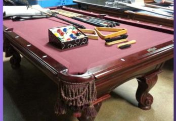 The Difference Between English and American Pool Tables