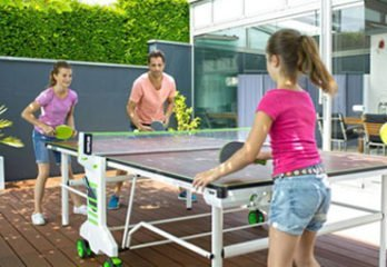 Best Outdoor Ping Pong Tables Reviews for All Weather Play