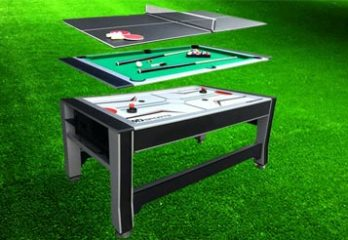 Best Multi Game Table Reviews – (Best combination game tables)