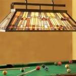 best pool table light