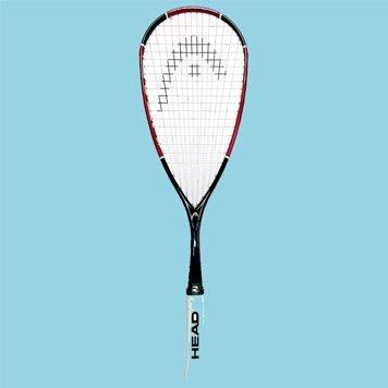 HEAD Nano Ti-110 Squash Racquet