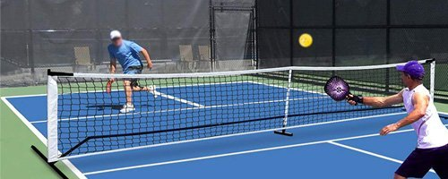 Best Portable Pickleball Net