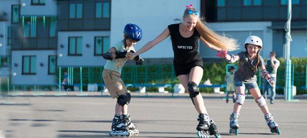 Health Benefits of Roller Skating
