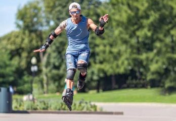 Rollerblading Safety – How to Rollerblade the Right way?