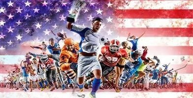 Most Popular Sports in America